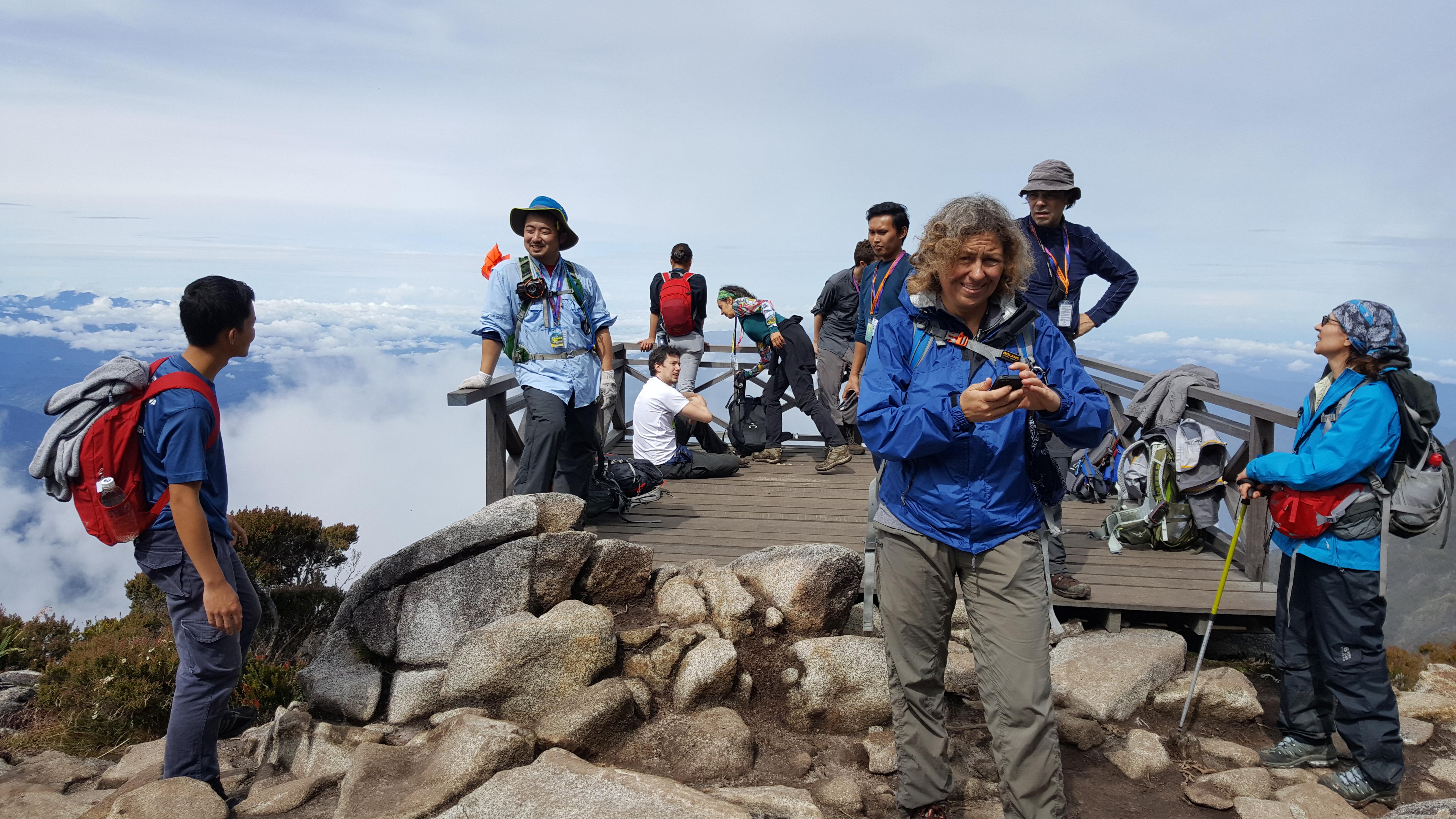 On Mount Kinabalu (Shuzo et al.)
